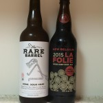 Beer with Everything Podcast Ep. 10 - Rare Barrel Home, Sour Home and New Belgium La Folie