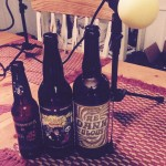Beer with Everything Podcast Ep. 14 - Weyerbacher Imperial Pumpkin Ale, Burn 'Em Monkey Business Banana IPA, and Founders ReDANKulous Imperial Red IPA