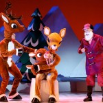 Rudolph Red-Nosed Reindeer Musical Kirby Center Wilkes-Barre