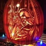 ian fetterman halloween pumpkin