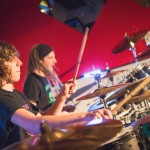 """Tanner """"DrummerBoy"""" Snyder and Zhach Kelsch NEPA Scene's Got Talent"""