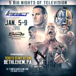 TNA Impact Wrestling Sands Bethlehem