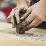 create hands clay