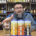 Massive Beer Reviews Samuel Adams Nitro White Ale, IPA, Coffee Stout