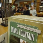Word Fountain Osterhout Free Library Wilkes-Barre