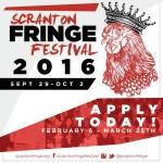 scranton fringe festival 2016 application