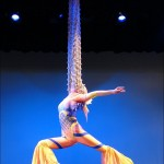 Cirque D'Or Kirby center Wilkes-Barre