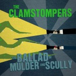 ClamStompers Ballad of Mulder and Skully X-Files Wilkes-Barre