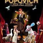 Popovich Comedy Pet Theater Kirby Center Wilkes-Barre