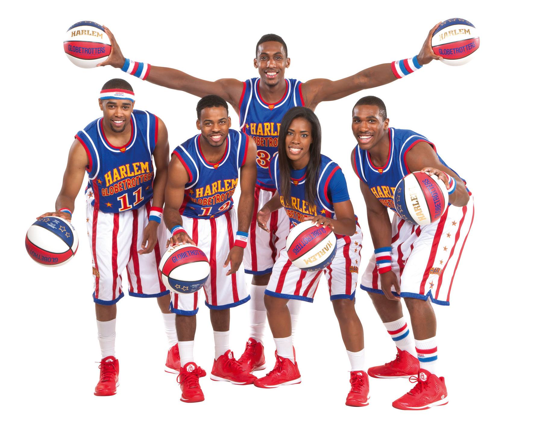 Misericordia student will play with Harlem Globetrotters at Mohegan Sun Arena in Wilkes-Barre on ...