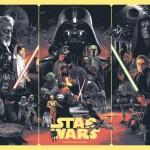 star wars trilogy gabz posters
