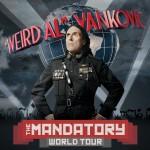 weird al yankovic mandatory tour hershey theatre