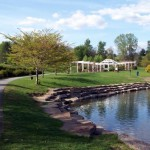 McDade Park pond Scranton