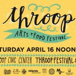 Throop Arts Food Festival