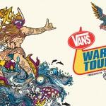 vans warped tour 2016 lineup old school