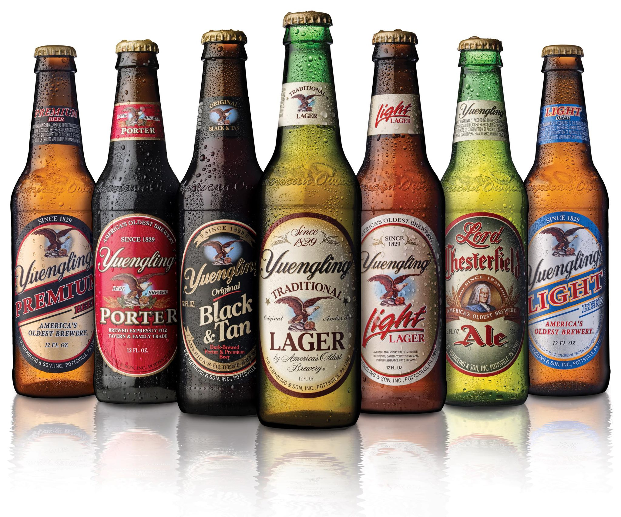 Yuengling is No  1 craft brewing company in the country and