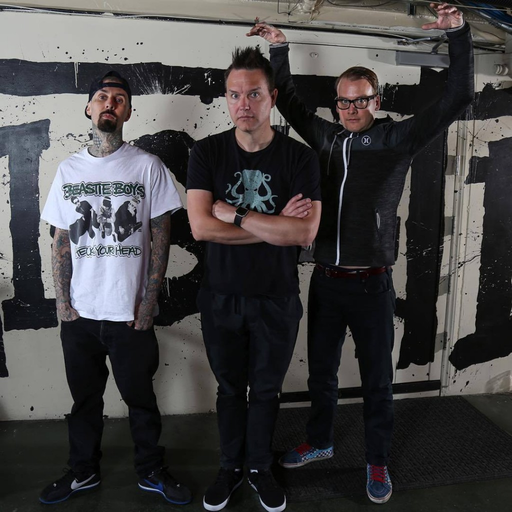 Epa Stands For >> Blink-182 takes first tour with new singer Matt Skiba to ...