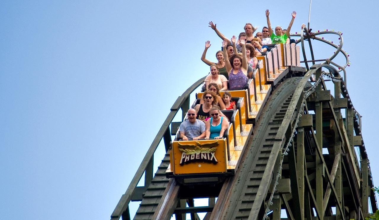 Knoebels Named Favorite Traditional Amusement Park