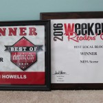 weekender electric city nepa scene best blog blogger awards