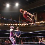 Chikara wrestling promotion Philadelphia Cirque du Soleil