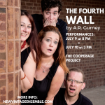 Fourth Wall A R Gurney New Vintage Ensemble Cooperage Honesdale