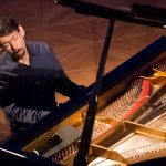 Fred Hersch jazz pianist Cooperage Honesdale