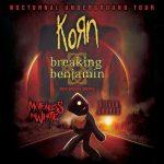 Korn Breaking Benjamin Motionless In White tour