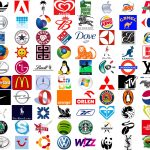 famous logos brand branding