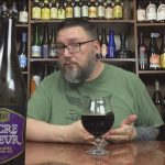 Massive Beer Reviews Sacre Coeur Quadrupel Ale Kane Brewing Company