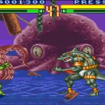 Teenage Mutant Ninja Turtles Tournament Fighters SNES review