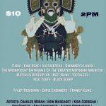 Traumapalooza Wilkes-Barre music art festival