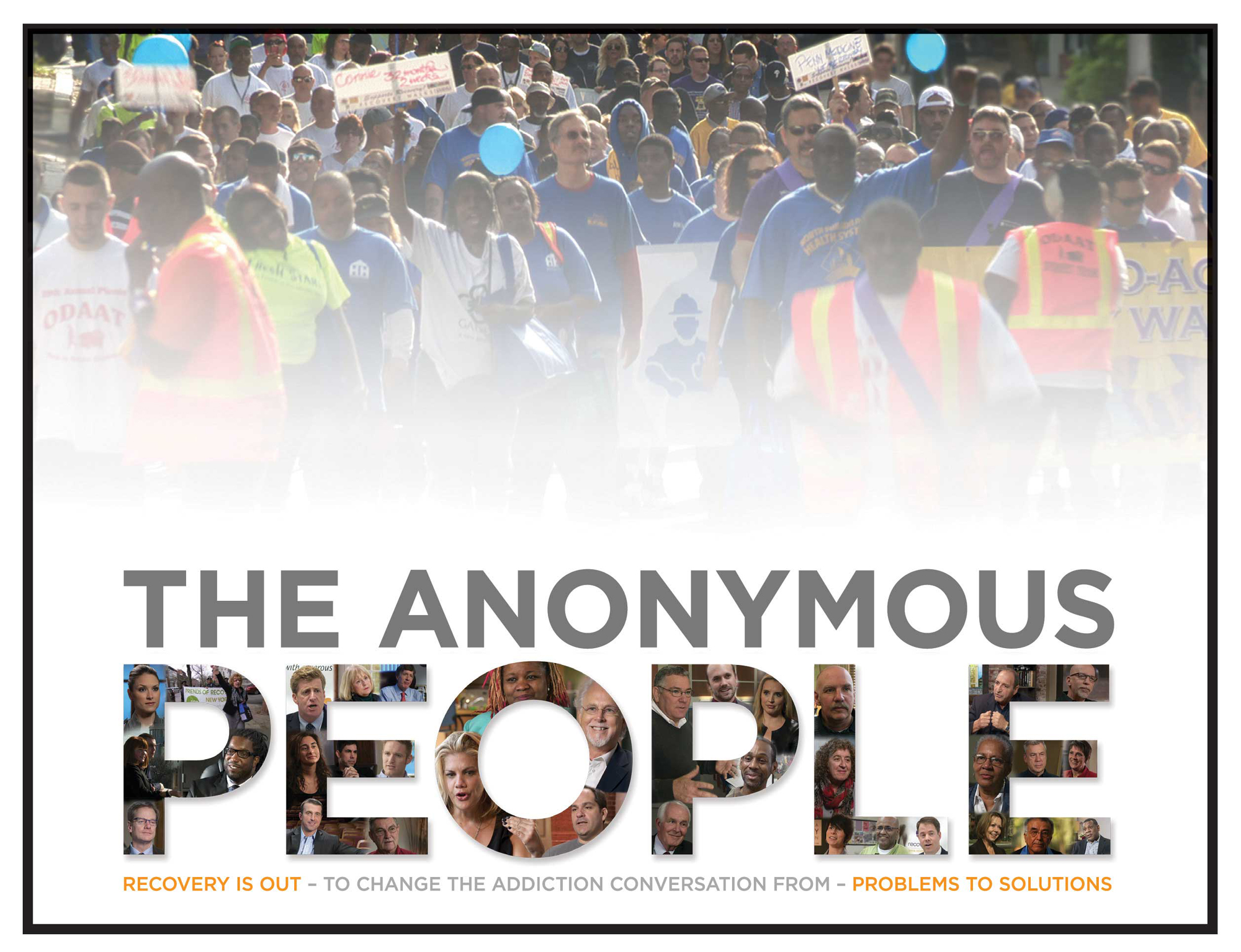 The Anonymous People A Film About Recovery From