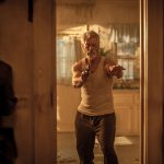 Dylan Minnette and Stephen Lang star in Screen Gems' horror-thriller DON'T BREATHE.