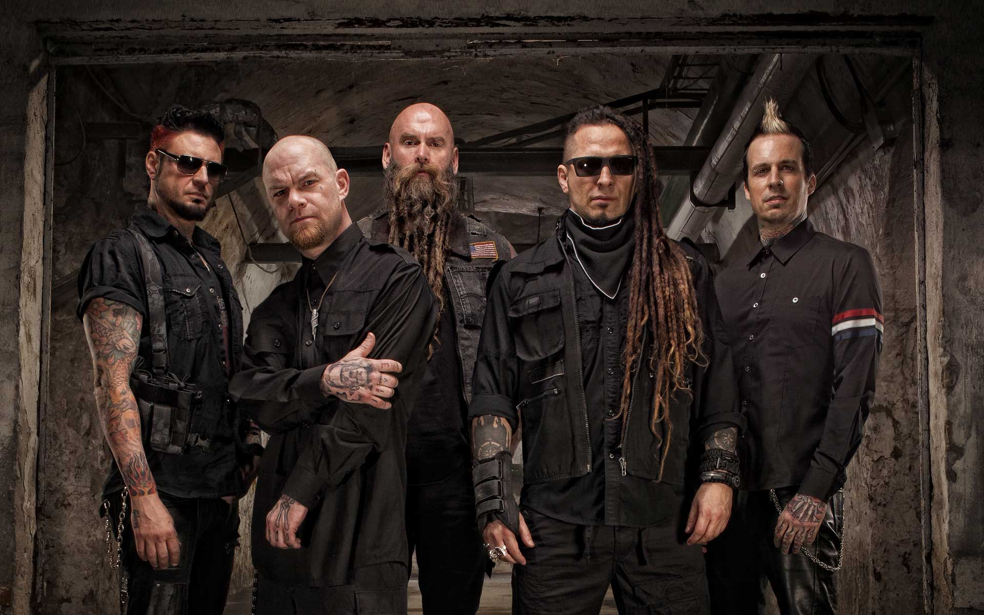 Five Finger Death Punch And Shinedown Bring Arena Rock Tour To Giant