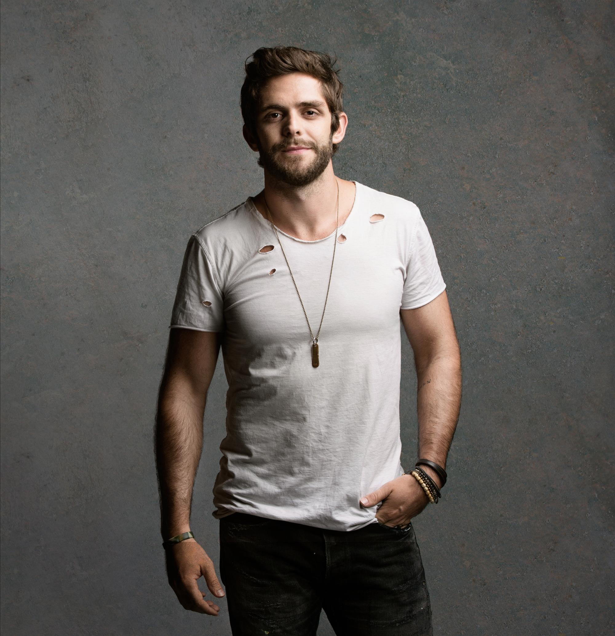 Rising country star Thomas Rhett playing at Mohegan Sun ...