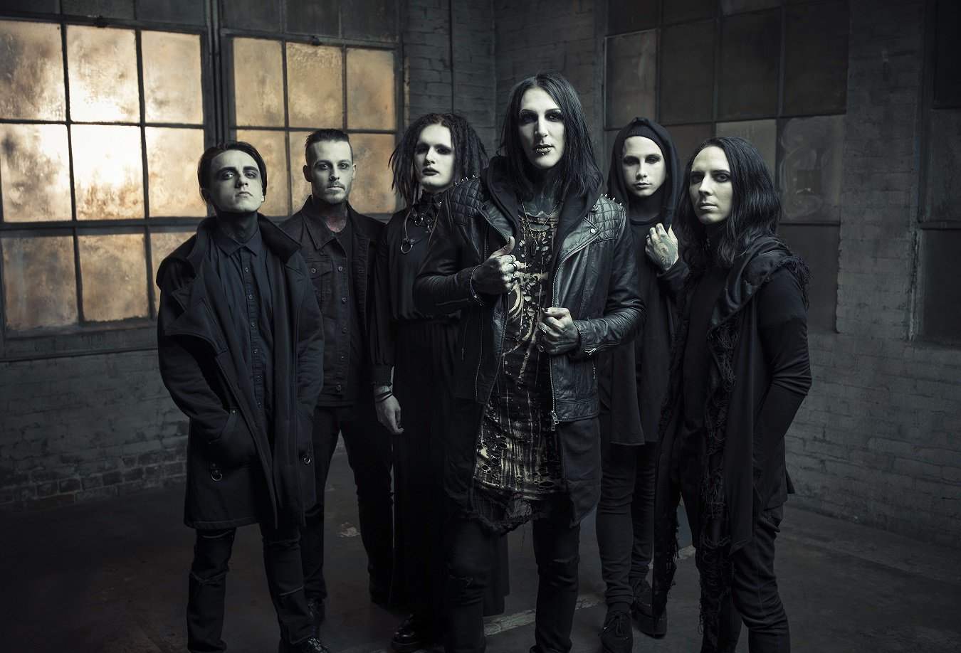 Motionless in white announces contest to design artwork - Motionless in white wallpaper ...