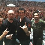 Breaking Benjamin Wilkes-Barre North American tour