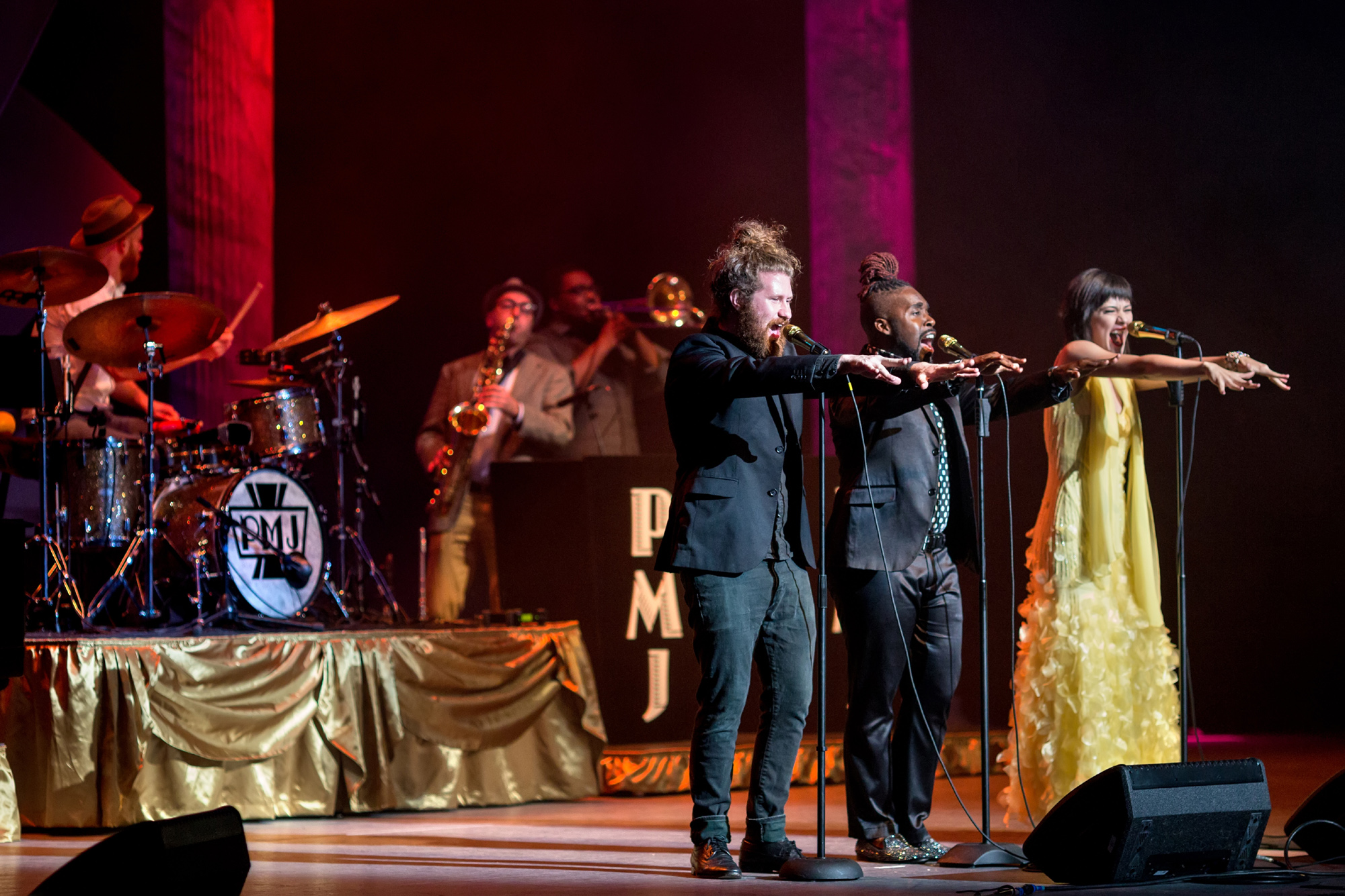 Postmodern Jukebox Brings Vintage Style Pop Hits Back To