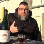 Ruby du Rhone Flanders Red Ale Draai Laag Brewing Company Massive Beer Reviews