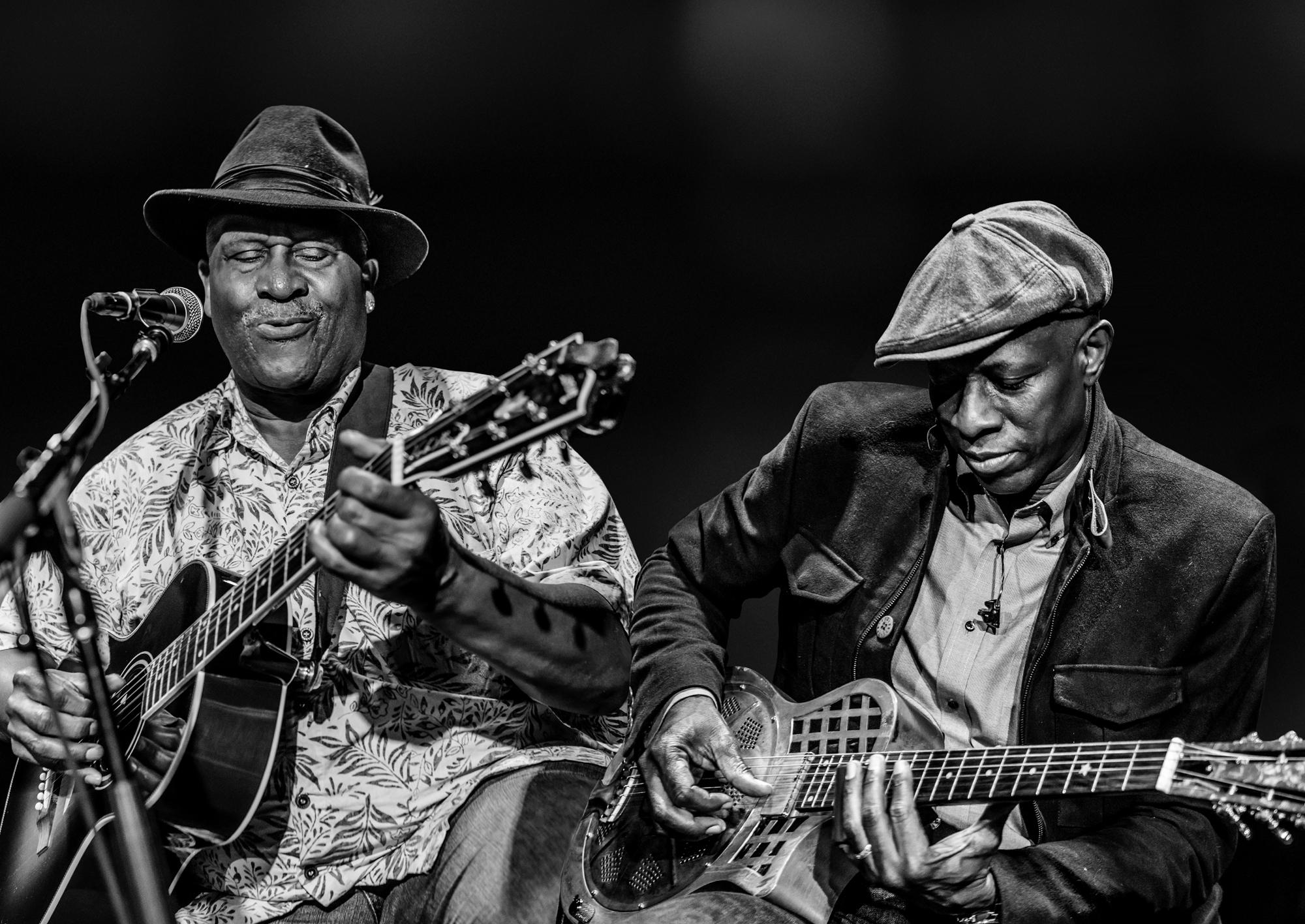 Blues Titans Taj Mahal And Keb Mo Collaborate At Kirby