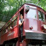 Electric City Trolley Museum Scranton Wilkes-Barre RailRiders