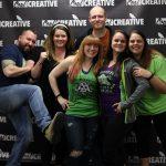 NEPA Scene Podcast Wilkes-Barre Scranton Roller Radicals roller derby team