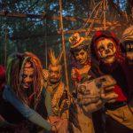 Reaper's Revenge Haunted Hayride Scranton clowns