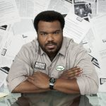 THE OFFICE -- Pictured: Craig Robinson as Darryl Philbin -- NBC Photo: Mitchell Haaseth