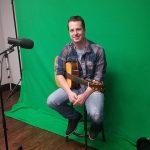 JP Biondo solo Cabinet Scranton Wilkes-Barre bluegrass band NEPA Scene Podcast