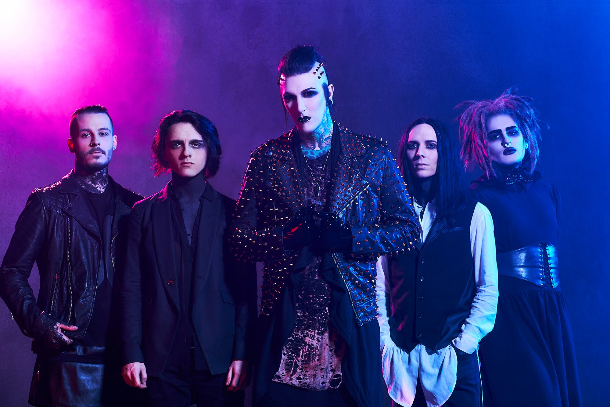 Motionless In White Motionless In White re...