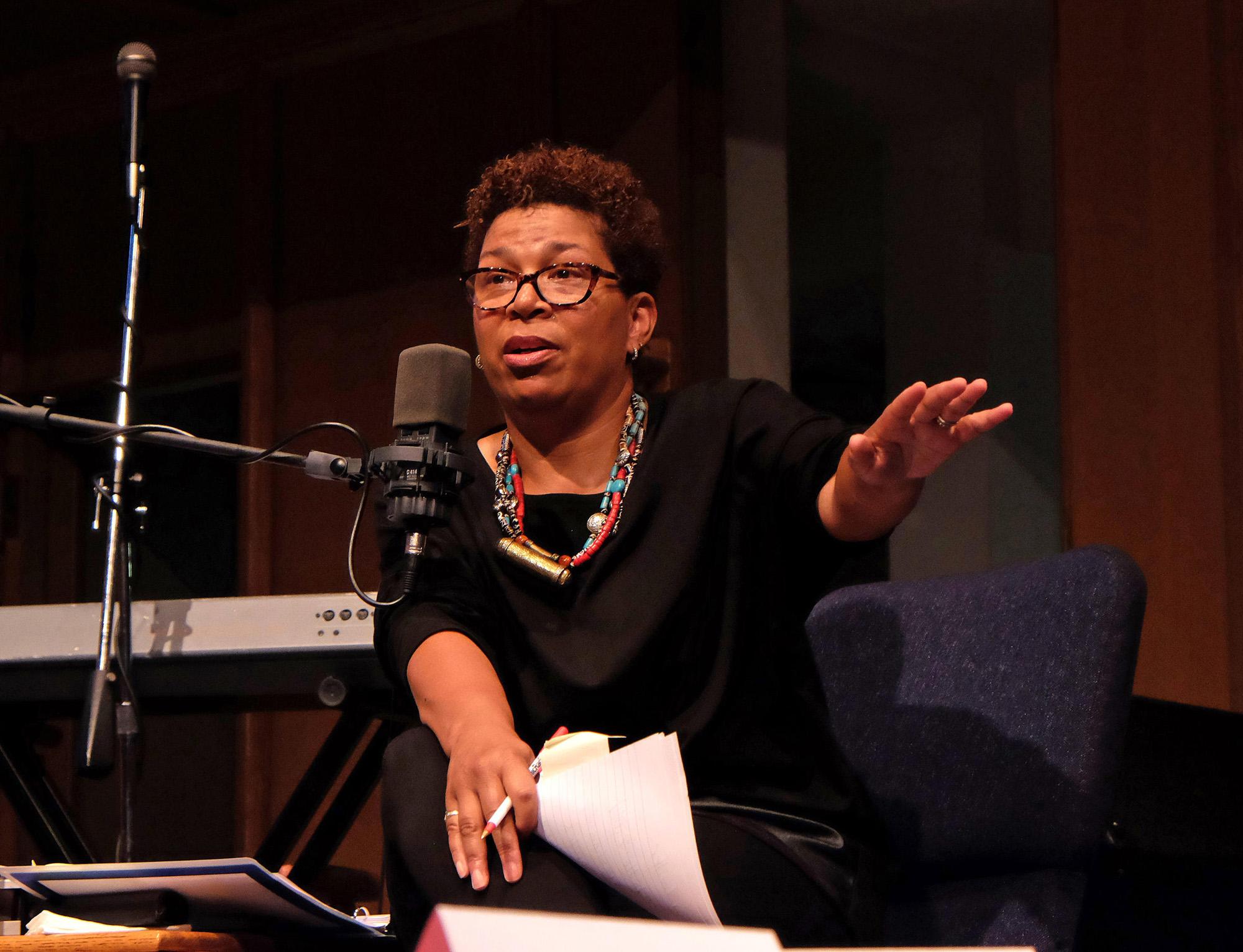 Lauren Daigle >> NPR's Michel Martin hosts discussion about being a good
