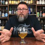 Orange Neon IPA Iron Hart Brewing Massive Beer Reviews