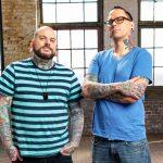 Plains tattoo artist Derek Zielinski NEPA Ink Master
