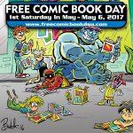 free comic book day 2017 Scranton West Pittston Honesdale